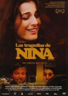 Las tragedias de Nina (2003) Israel. Dir: Savi Gabizon. Comedia. Romance - DVD CINE 450