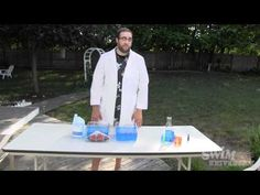 Matt conducts his very own experiment to see if liquid solar covers really help to keep your swimming pool heated. 💦 Get off our pool maintenance video c. Above Ground Pool, In Ground Pools, Solar Pool Cover, Pool Covers, Pool Care, Pool Installation, Pool Maintenance, Heated Pool, Experiment
