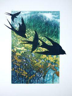 Julia Manning | Somerset Artist & Printmaker| Prints | Page 1
