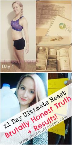 My Ultimate Reset Results and Honest Opinion on the product. Don't buy without reading!