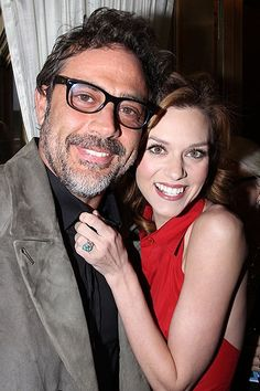 Jeffrey Dean Morgan and his wife Hilarie Burton Jefrey Dean Morgan, Bethany Joy Lenz, Hilarie Burton, Negative Person, James Lafferty, You Drive Me Crazy, John Winchester, Chad Michael Murray, Celebrity Couples