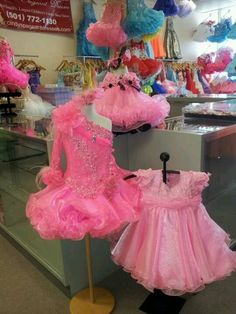 Love this pageant babydoll dress