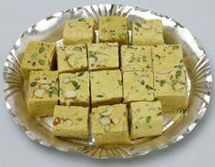 Soan Papdi is a very popular and most well known Indian sweet ideal for any occasions - be it weddings or festivals like Diwali.