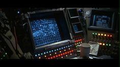 Image result for alien  opening scene computer
