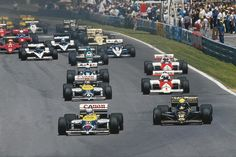 1986 Canadian Grand Prix