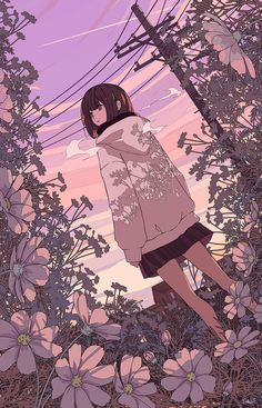 Anime Backgrounds Wallpapers, Anime Scenery Wallpaper, Cute Anime Wallpaper, Cute Cartoon Wallpapers, Animes Wallpapers, Drawing Wallpaper, Pretty Art, Cute Art, Japon Illustration