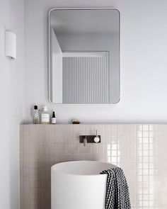 45 Hanging Bathroom Storage Ideas for Maximizing Your Bathroom Space - The Trending House Beautiful Bathrooms, Modern Bathroom, Small Bathroom, Bathroom Ideas, White Bathroom, Bathroom Hacks, Minimalist Bathroom, Bathroom Designs, Decor Inspiration