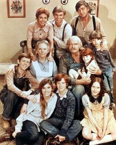the waltons. I LOVED the Waltons.