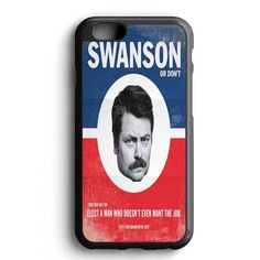 Vote Ron Swanson iPhone 7 Case