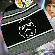 GREAT STOCKING STUFFER!Star Waes Storm Trooper Hat Star Waes Storm Trooper Hat Disney Accessories Hats