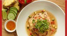 PF Chang's - Sea bass with tropical salsa* Wine Pairing   Brancott Sauvignon Blanc #ShopSouthlands