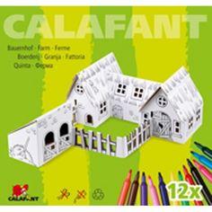 Calafant cardboard farm - Image 2