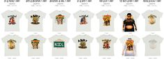 T-SHIRTS ARCHIVES|beautiful people