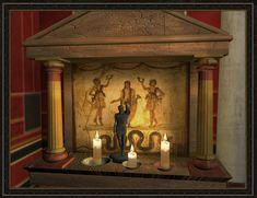 Ancientvine House of the Vine - Lararium