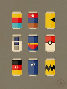 Pop Culture by David Schwen