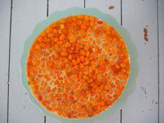 Cheesecake med havtorn | No bake og uden husblas. Let og simpel opskrift