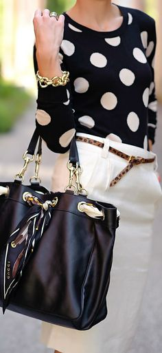 Polka and leopard