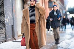 New York's Finest - Street Style Fall 2014