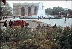 Russian City Tashkent In 1960s
