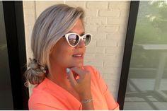 Deze te gekke bril vond ik op de website van Optiek Dominiek in Hoogstraten. Wat vind jij ervan? Etnia Barcelona, Cat Eye Sunglasses, Venice, Website, Eyes, Fashion, Moda, La Mode, Fasion