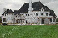 Chateau Novella House Plan