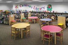 Public Libraries - DEMCO Library Interiors