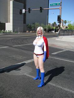 https://flic.kr/p/9NszKP | Power Girl in Phoenix