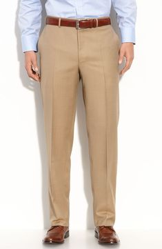 Nordstrom Online & In Store: Wish List Merino Wool Sweater, Wool Sweaters, Taupe, Khaki Pants, Trousers, Nordstrom, Suits, Flat, Store