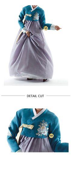 sonjjang design Hanbok-nk373 Korean traditional clothes, modernized hanbok for women,dew hwang, leesle