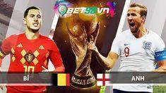 """Nhận định bóng đá Bỉ vs Anh, World Cup 2018. Anh chỉ có Harry Kane là """"ngôi sao"""" sáng nhất, Bỉ đang là đội rất mạnh mùa giải năm nay. Liệu bên nào sẽ thắng?"""
