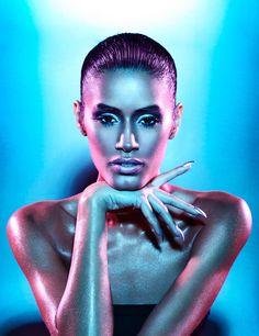 America's Next Top Model Cycle 8-Jaslene Gonzalez by GUILLIANI + DE ITURRONDO
