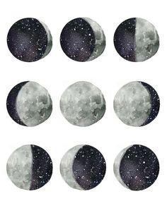 Ciclos lunares | Lua que sente