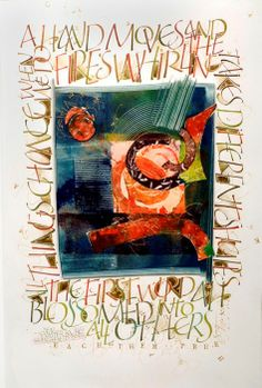 Suzanne Moore  Vashon Island, Washington    Kukei/Hirschfield Translation, The First Word, AH