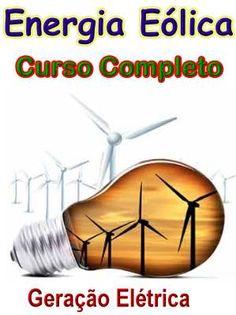 Curso de Tecnologia em Energia Eólica;  Destina-se aos Técnicos em Eletricidade, Engenheiros Eletricistas, Engenheiros de todas as áreas, professores, alunos e autodidatas que desejam conhecer tudo sobre Energia Eólica. Veja em detalhes neste site   http://www.mpsnet.net/loja/index.asp?loja=1&link=VerProduto&Produto=643