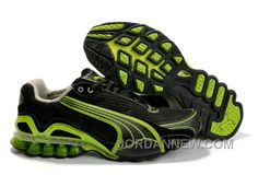 http://www.jordannew.com/puma-cell-sorai-running-shoes-blackgreen-free-shipping.html PUMA CELL SORAI RUNNING SHOES BLACKGREEN FREE SHIPPING Only $91.00 , Free Shipping!