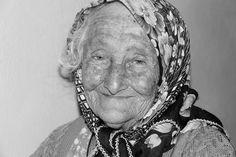 Vrouwen, Oude, Menselijke, Grootmoeder, Portret
