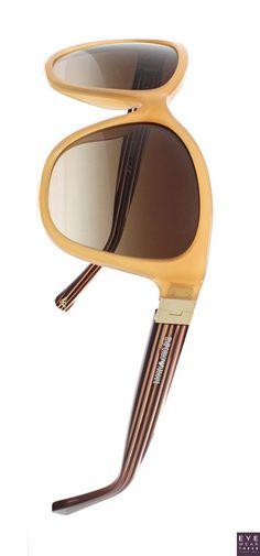 Emporio Armani square sunglasses for women | EyeWearThese | #emporioarmani #armani #fashion #eyewear       https://www.eyewearthese.com/product/emporio-armani-0ea4068-sunglasses/