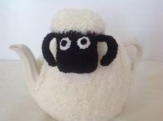 Sheep Tea Cosy by Jelleco on Etsy