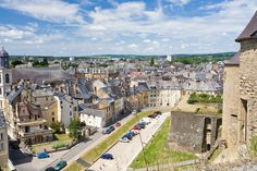 d day towns in france