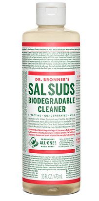 A biodegradable cleaner that'll have your surfaces shining brighter than Rihanna's diamonds. | 26 Amazing Cleaning Products That People Actually Swear By