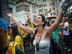 O bloco União dos Bairros desfila no centro da cidade no dia 23 de fevereiro, domingo, às 13h. O concentração é na Estação da Luz.