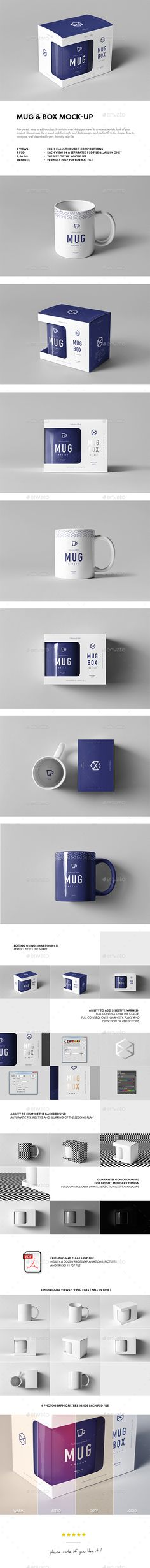 Mug & Box Mock-up https://graphicriver.net/item/mug-box-mockup/19056346?s_rank=17&ref=7h10