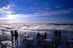 トマムの雲海テラス/北海道