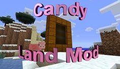 Candy Land Mod para Minecraft 1.2.5
