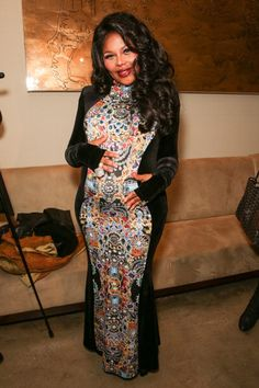Money Team Mag Lil' Kim Is Pregnant, Debuts Baby Bump at Fashion Week