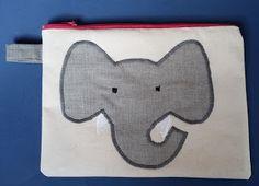Bubusie: Kosmetyczka słoń