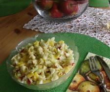 Rezept Rohkostsalat von Trudi 1967 - Rezept der Kategorie Vorspeisen/Salate