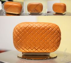 9. How to Cover Purse Cake Fondant