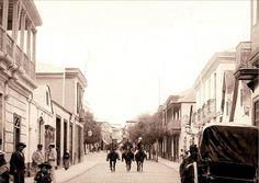 La Calle Serrano en 1903,Tacna