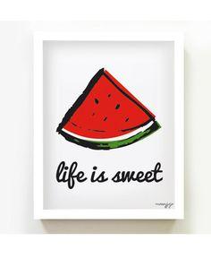 Feelin' fruity: Watermelon homewares to sweeten your home